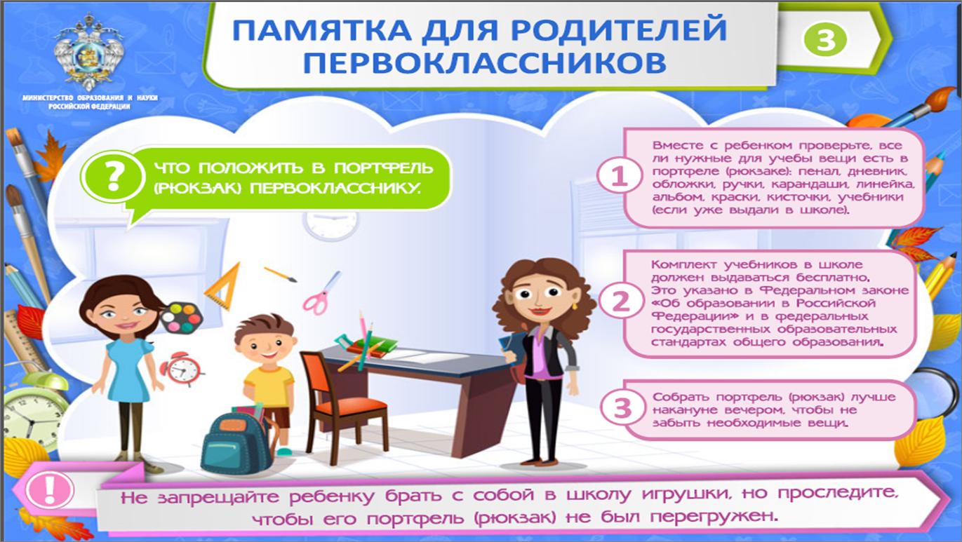 Закон об образовании поступление в детское уреждение